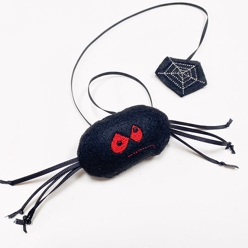Catnip Sid The Vicious Spider