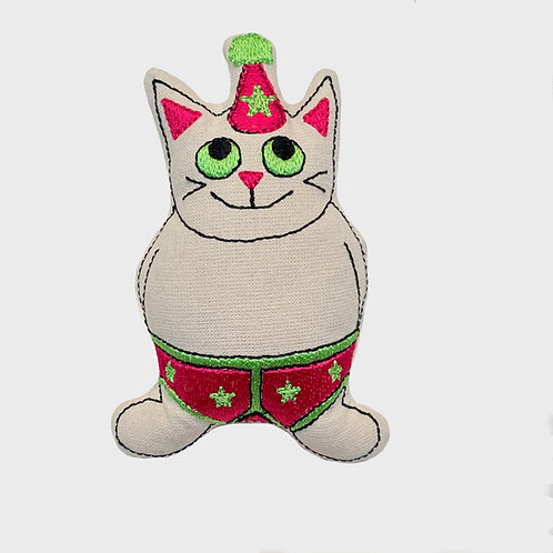 Catnip Birthday Cat