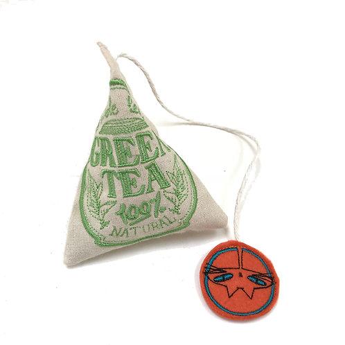 Catnip Green Tea