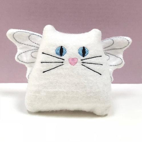 Catnip Kitty Angel