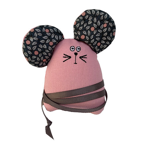 Catnip Pink Liberty Mouse
