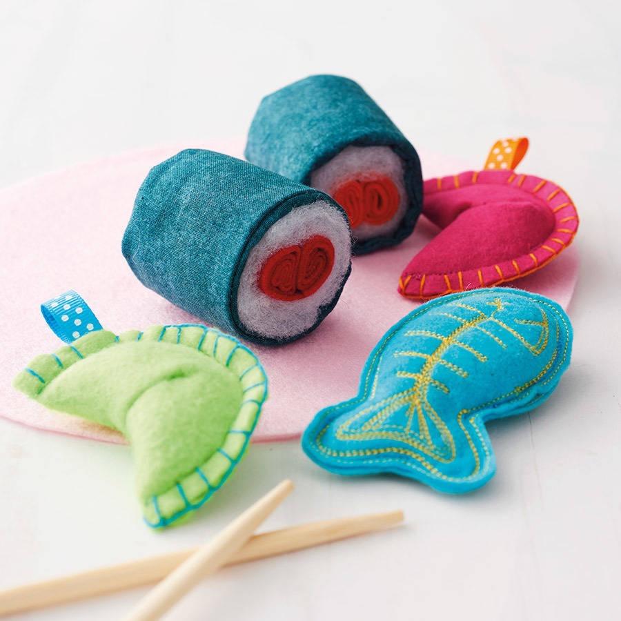 Freak MEOWt Catnip Sushi
