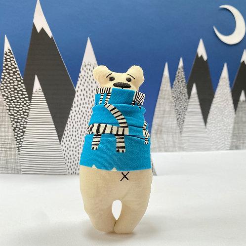 Catnip Angus Polar Bear