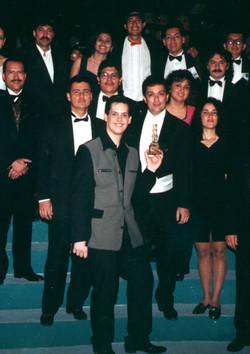 Gabriel Mores - 1er premio Festival Internalcional de Intérpretes de la Canción (Buga-Colombia) 1997