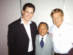 Gabriel Mores, Armando Manzanero & Mariano Mores