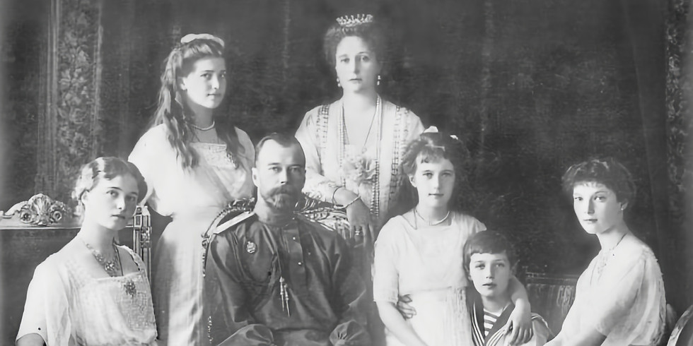 The Reign of the Romanovs
