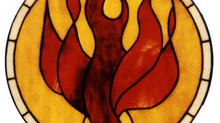 Pentecost - setting the earth on fire!