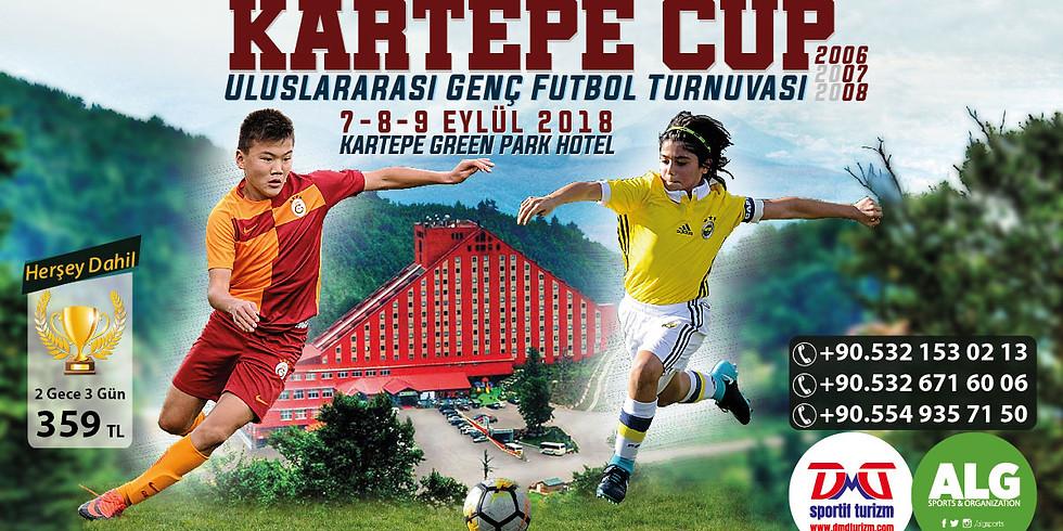 KARTEPE CUP Uluslararası Genç Futbol Turnuvası
