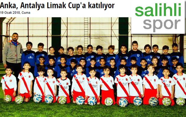 Anka, Antalya Limak Cup'a katılıyor