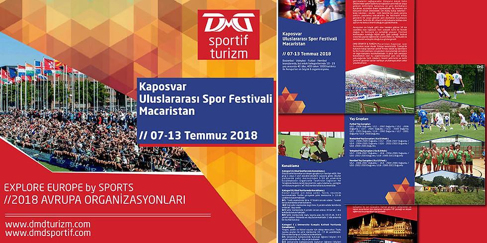 Kaposvar Uluslararası Spor Festivali - Macaristan