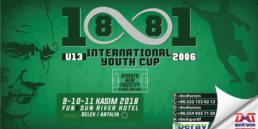 1881 U13 International Youth Cup