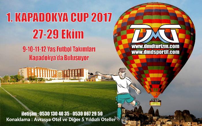 Kapadokya Cup 2017 Futbol Turnuvası