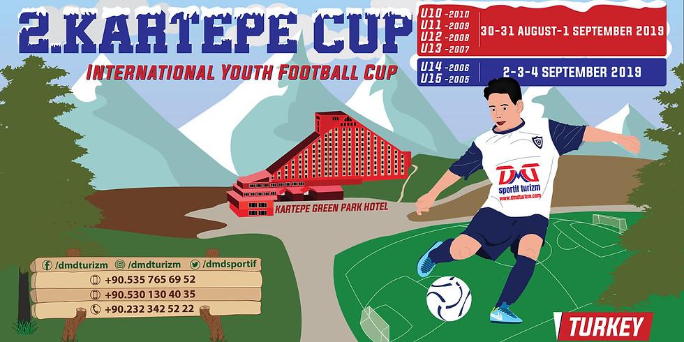 2.Kartepe Cup International Football Tournament