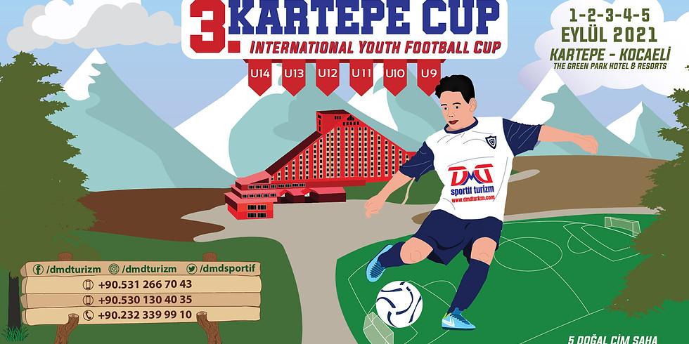 3. Kartepe Cup Uluslararası Futbol Turnuvası