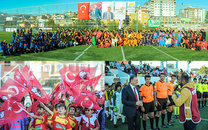 Winners of Hatay 2. Zafer Cup