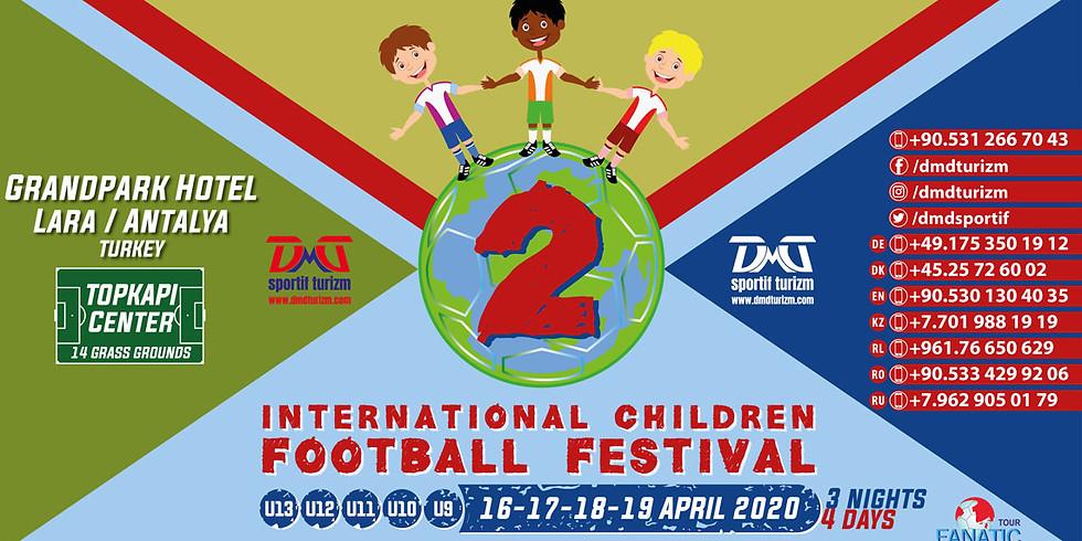 International Children Football Festival-2