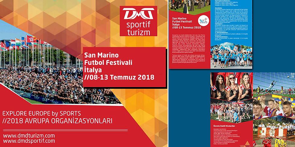 San Marino Futbol Festivali - İtalya