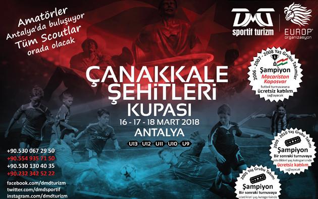 Çanakkale Şehitleri Kupası