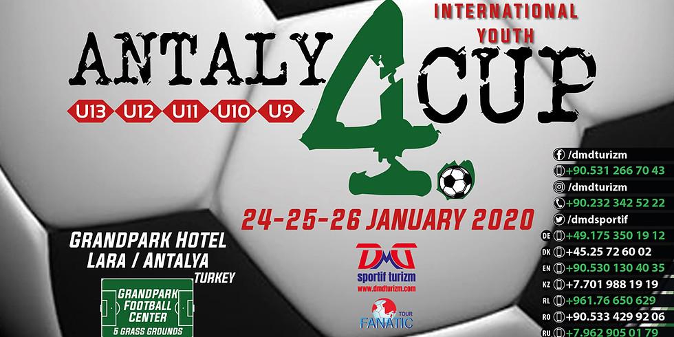 4. Antalya International Youth Cup