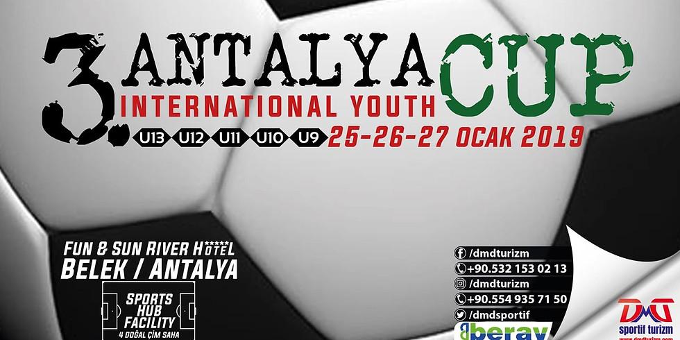 3. Antalya International Youth Cup