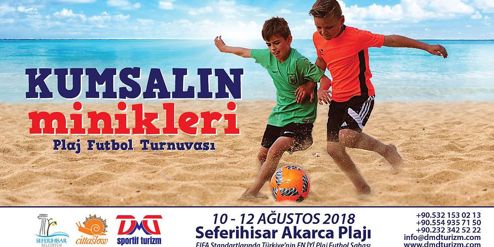 Kumsalın Minikleri Beach Football Tournament