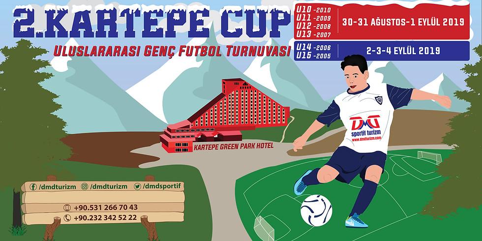 2.Kartepe Cup Uluslararası Futbol Turnuvası