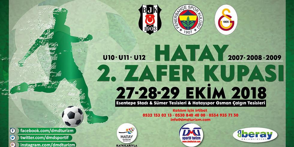 Hatay 2. Zafer Kupası Futbol Turnuvası
