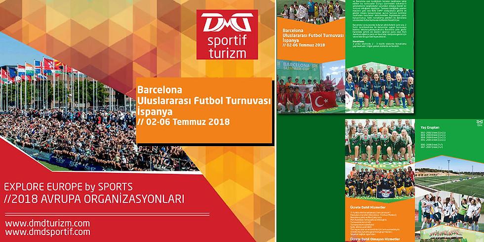 Barcelona Uluslararası Futbol Turnuvası - İspanya