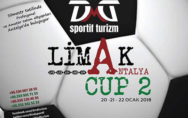 Limak Antalya Cup 2 Futbol Turnuvası