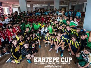 Uluslararası Kartepe Cup futbol turnuvası sona erdi