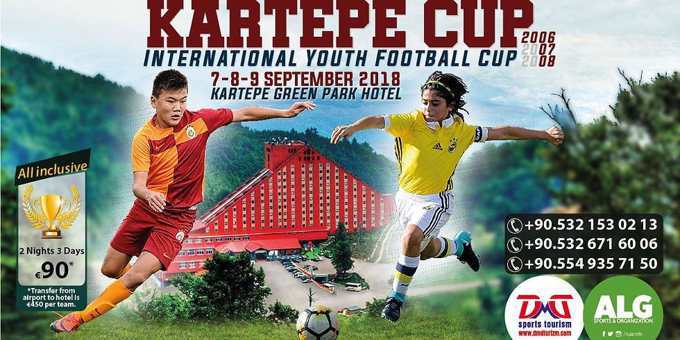 KARTEPE CUP International Youth Football Cup