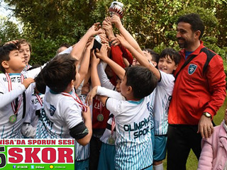 Antalya Cup Şampiyonu Murat Germen