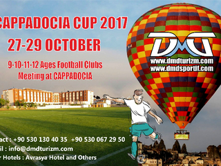 1. Cappadocia Cup Football Tournament