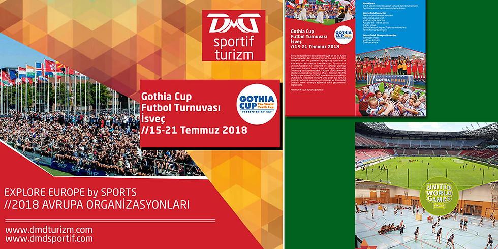 Gothia Cup Futbol Turnuvası - İsveç