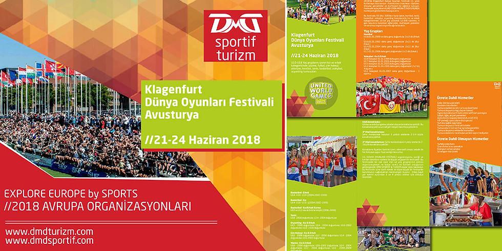 Klagenfurt Dünya Oyunları Festivali - Avusturya