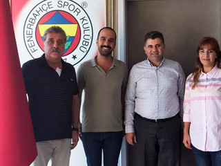 Big Sign with Fenerbahce Infrastructure and DMD Sports Tourism Co.