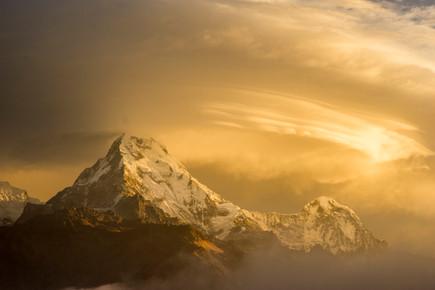 Earth - Himalayas, Nepal