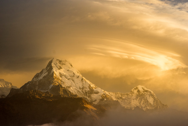 Landscapes - Annapurna