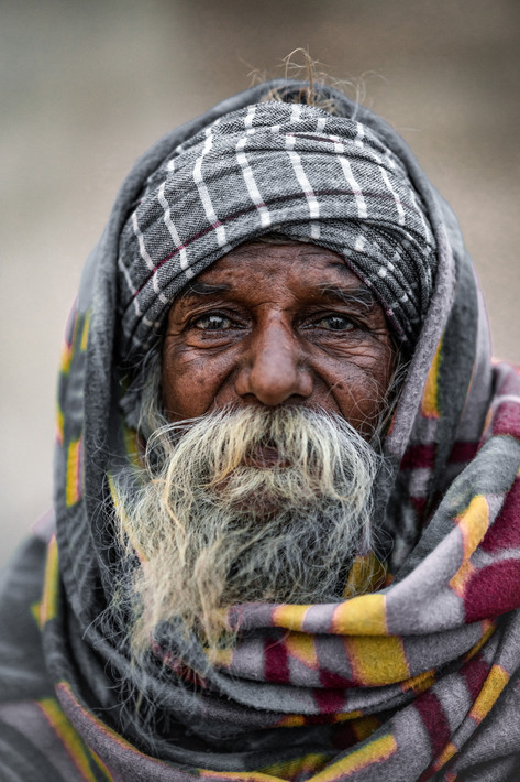 Human - Wrapped up, India