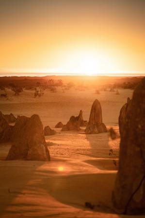 Earth - Pinnacles, Western Australia