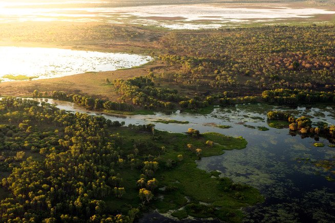 Earth - Kakadu, Northern Territory