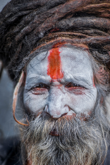 Human - Sadhu, Nepal