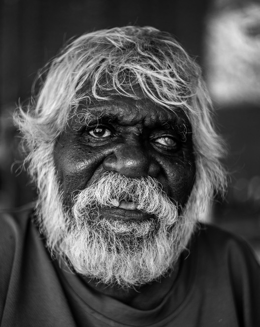 Human - Micheal, Northern Territory