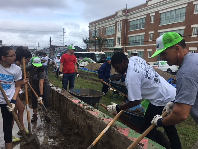 WEFTEC Community Service Project