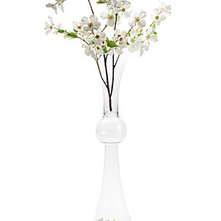 Reversible glass vases