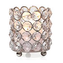 Crystal tealight votives