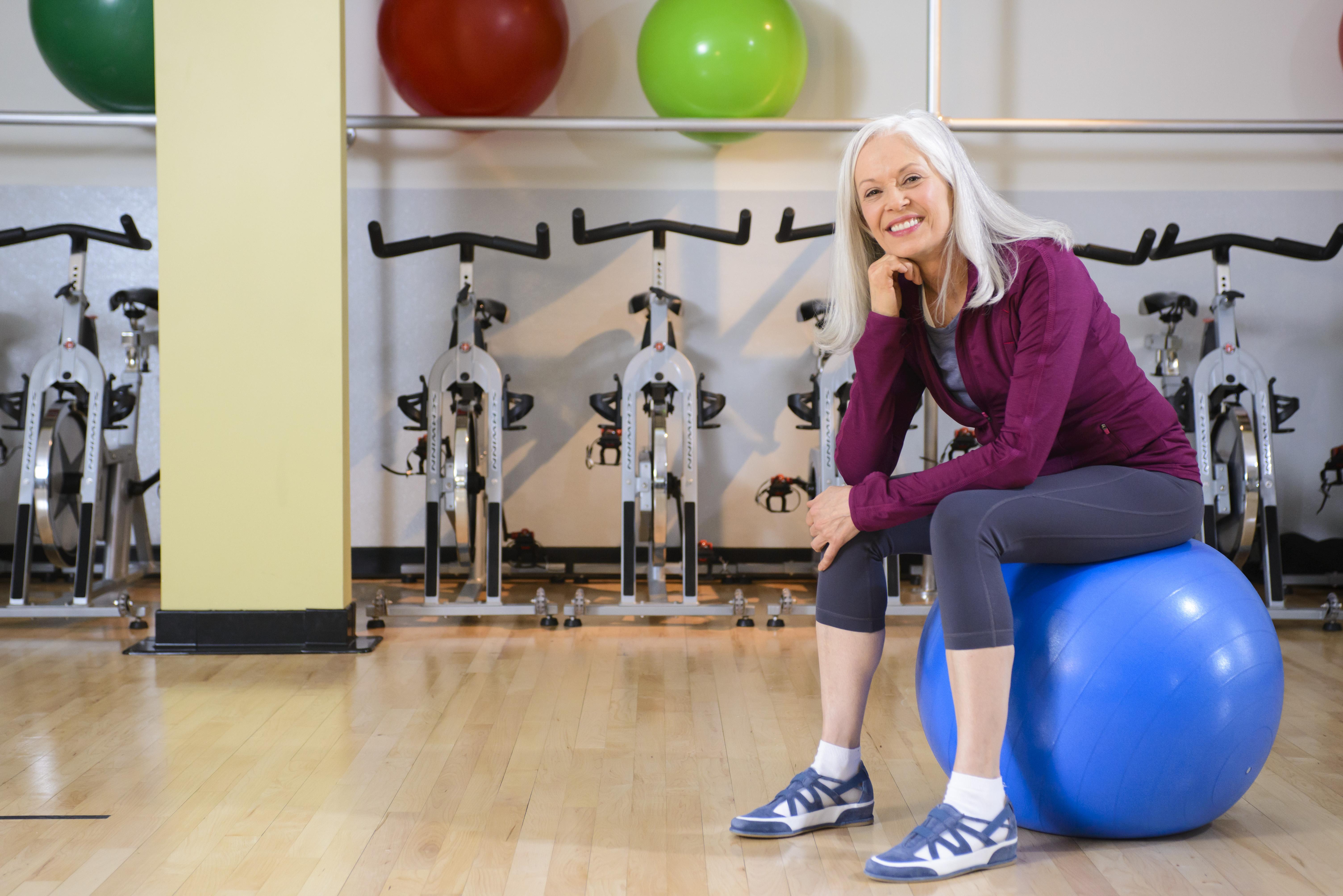 Hartford Insurance mature fitness