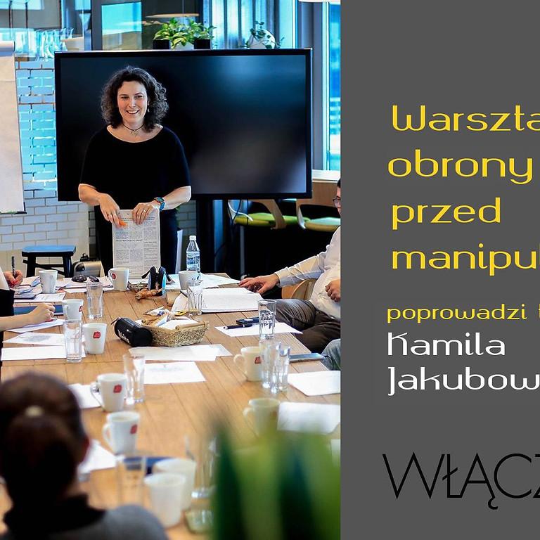 Warsztat obrony przed manipulacją