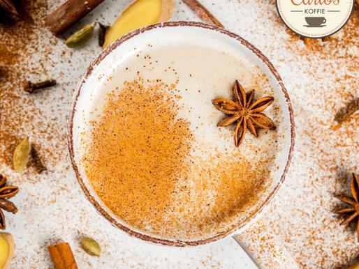 Chai latte, de Indische theespecialiteit.