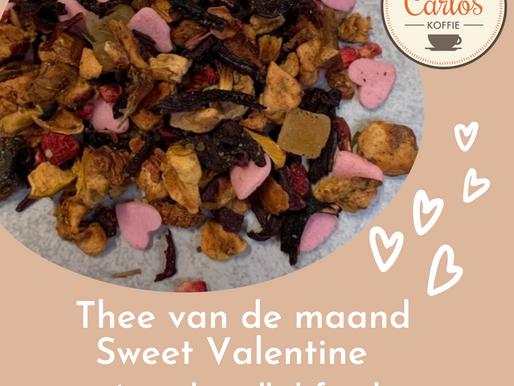Thee van de maand : Sweet Valentine